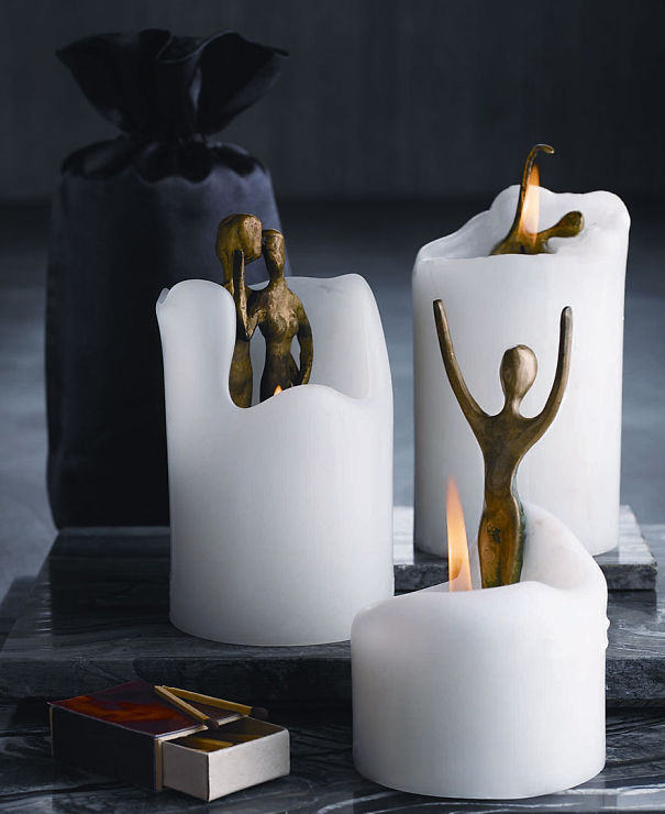 Be A Candle!
