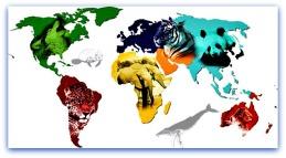 world-animal-map