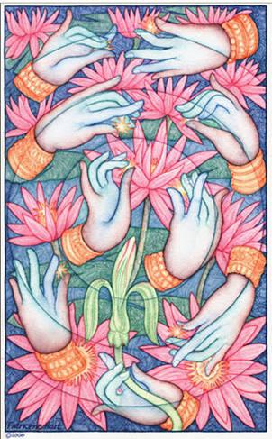 Hasth Mudra : HandSeal