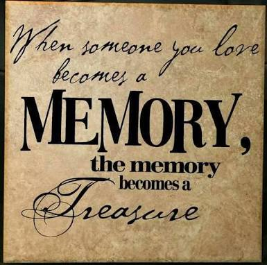 Memoirs !