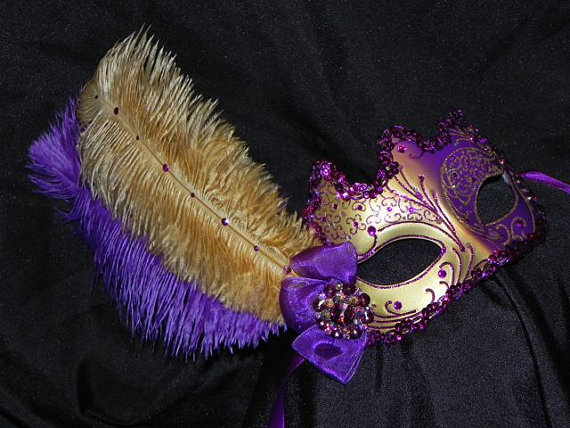 The Masquerade Invitation