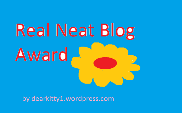 Real Neat Blogger Award
