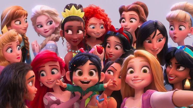 My Disney Princesses